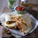 Chilli Chicken Quesadillas