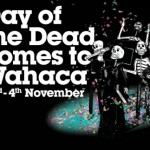 Free tequila? It must be Day of the Dead