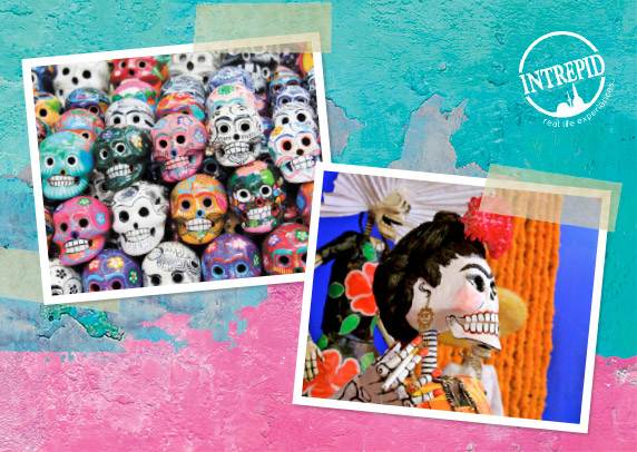Win the chance to celebrate Day of the Dead 2015 in Mexico City
