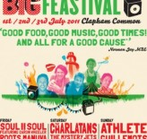 Competition time! Win tickets to come and see us at The Big Feastival