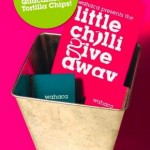 Little Chilli Give Away – The Results!