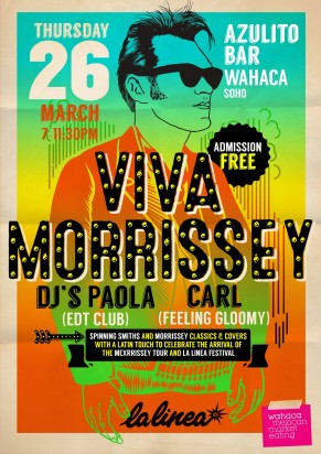 Viva Morrissey party