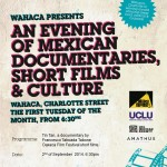 Wahaca presents… The best Mexican documentaries, short films and culture