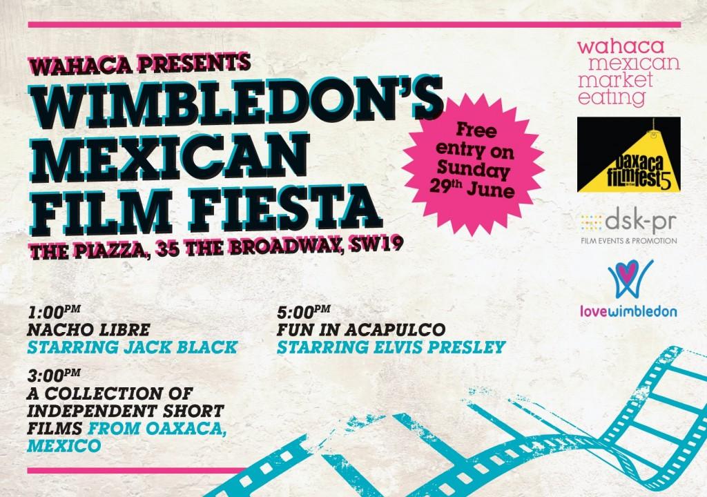Wimbledon Mexican Film Fiesta