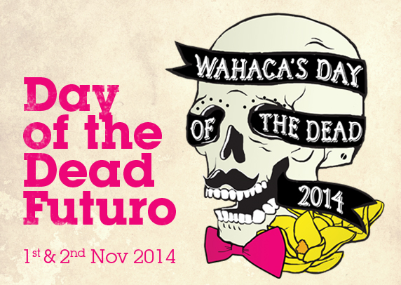 Join us to celebrate Day of the Dead in Brixton