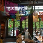 Wahaca's Day of the Dead 2014 : Traditional papel picado