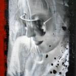 Graffiti Canary Wharf Heat 5