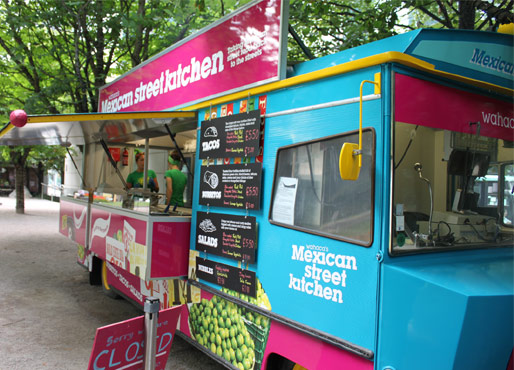 Mexican Street Food Restaurant Covent Garden