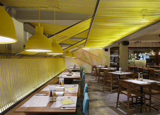 Waterloo Wahaca